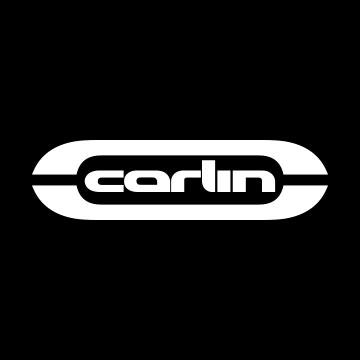 pilot one racing   kaylen frederick   carlin logo