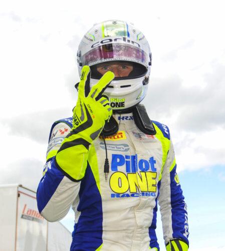 pilot one racing | kaylen frederick