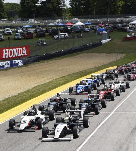 pilot one racing | kaylen frederick | race cars racing