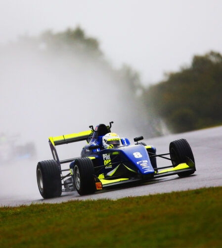 pilot one racing | kaylen frederick | double poles