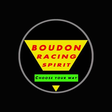 pilot one racing   kaylen frederick   boudon racing spirit logo