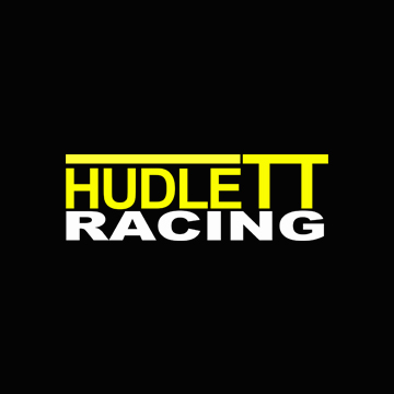 pilot one racing   kaylen frederick   hudlett racing logo