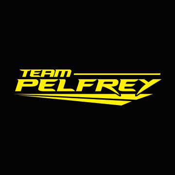 pilot one racing   kaylen frederick   team pelfrey logo